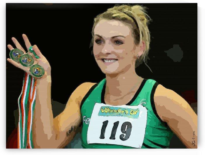 Athletics_38 by Watch & enjoy-JG