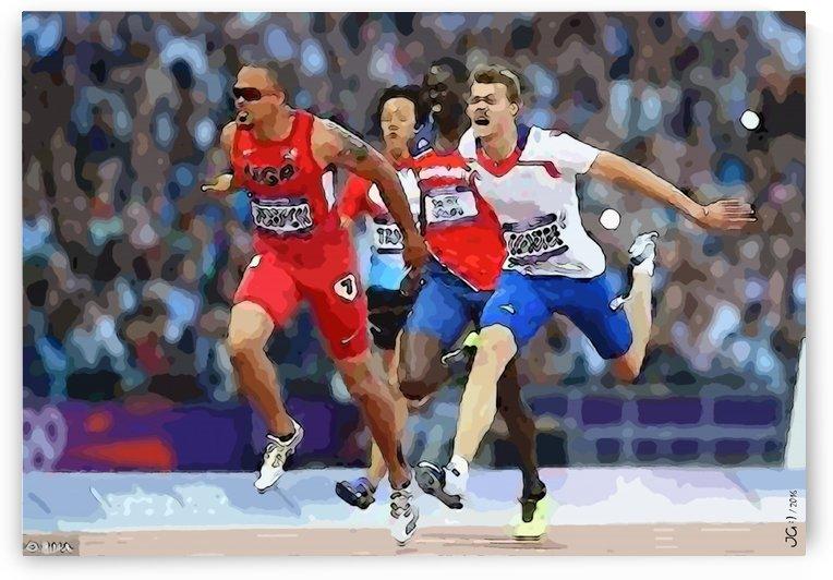 Athletics_39 by Watch & enjoy-JG