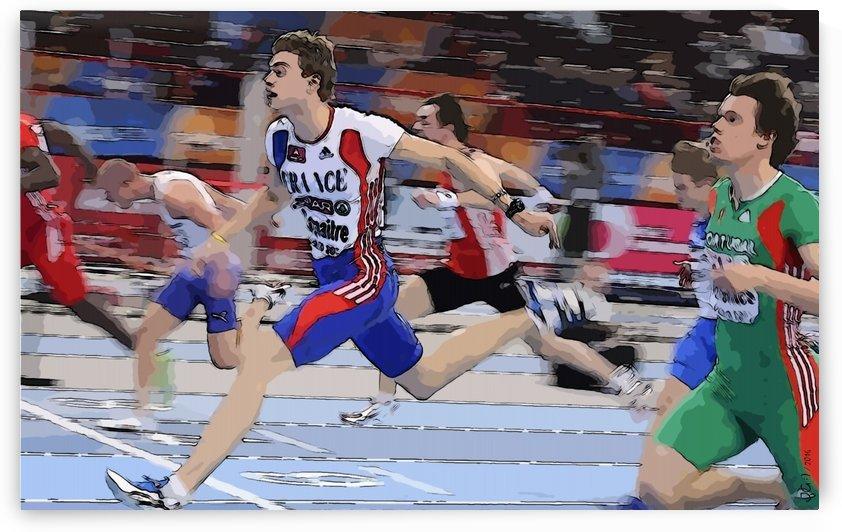 Athletics_41 by Watch & enjoy-JG