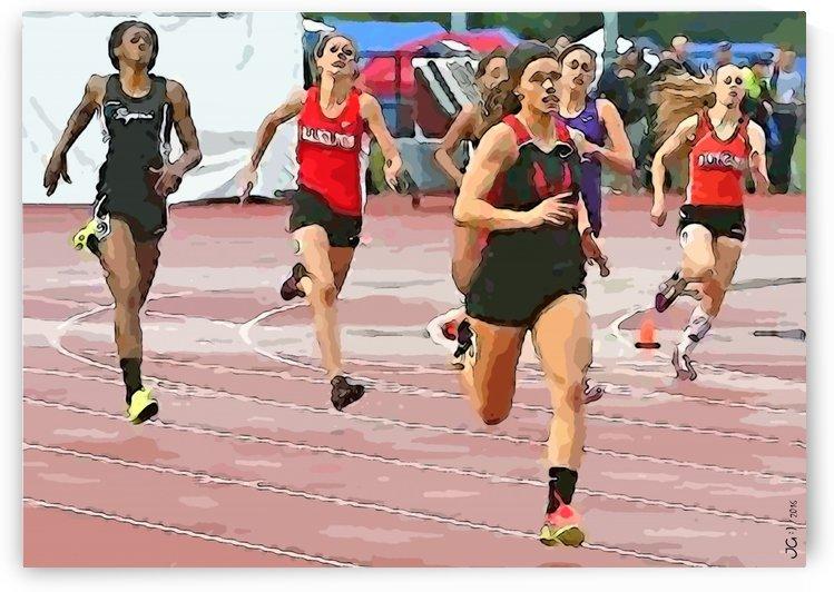 Athletics_45 by Watch & enjoy-JG