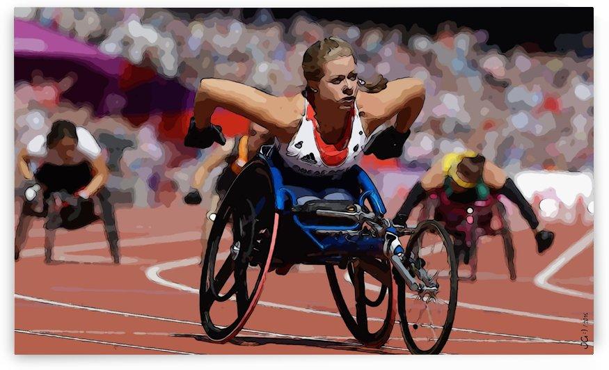 Athletics_49 by Watch & enjoy-JG