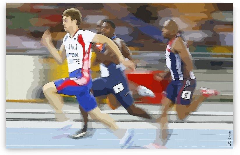 Athletics_55 by Watch & enjoy-JG