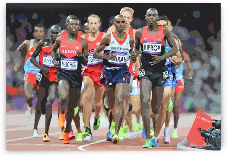 Athletics_66 by Watch & enjoy-JG