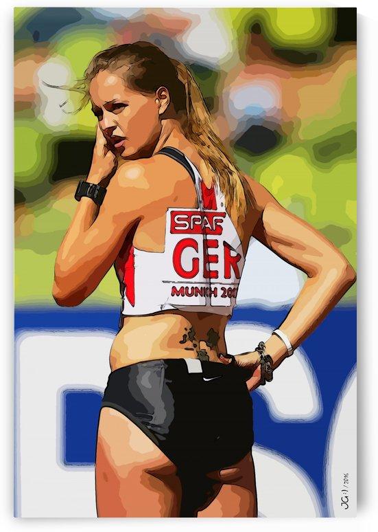 Athletics_69 by Watch & enjoy-JG
