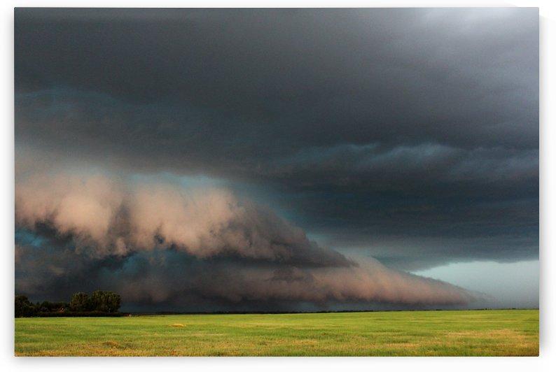 Wrath approaches by Jody Majko