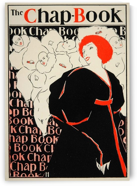The Chap Book by VINTAGE POSTER