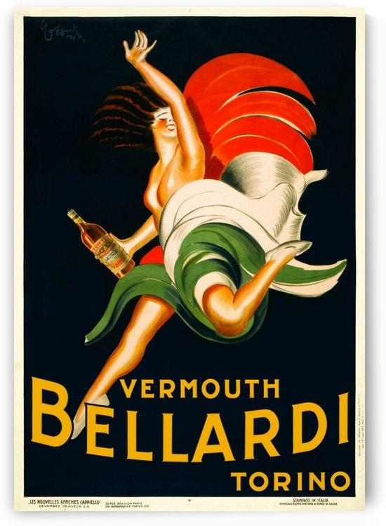 Vermouth Bellardi Torino by VINTAGE POSTER
