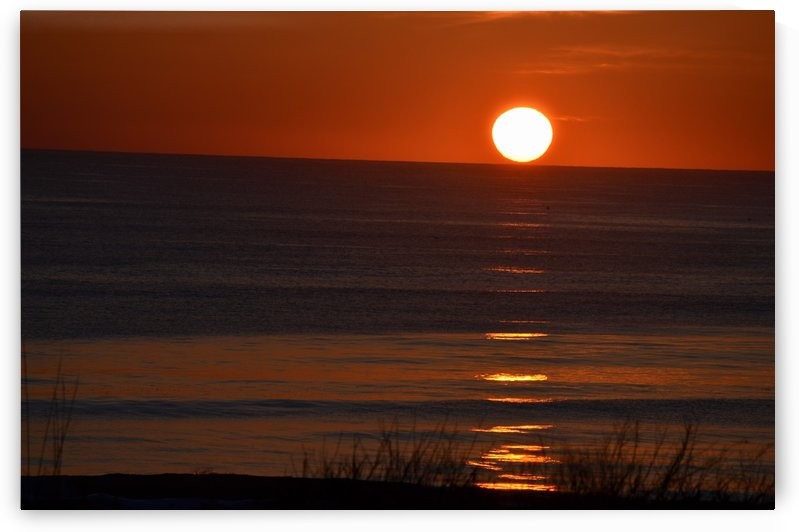 Sunrise over the Outer Banks by BK