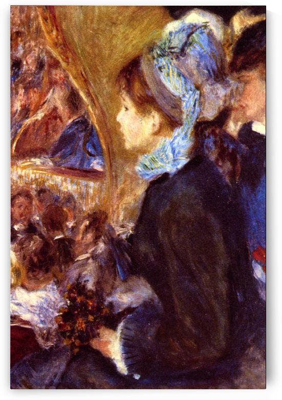 Le Cafe Concert by Renoir by Renoir