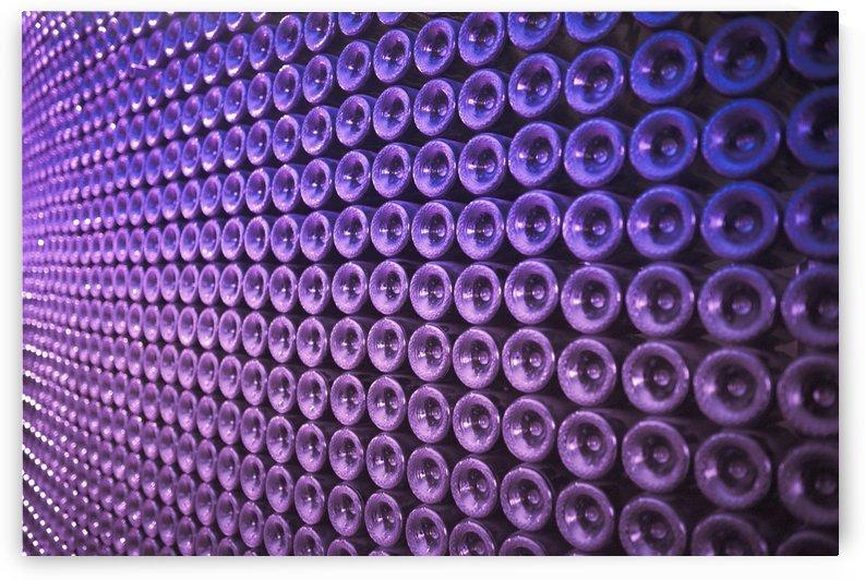Wine Wall by Fabien Dormoy