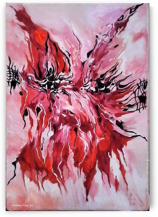 The Pragmatic Spirit by Carmen Fine Art
