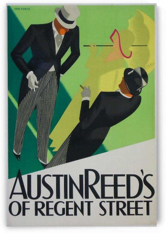 Austin Reed of Regent Street poster by VINTAGE POSTER