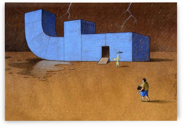 Ark for the singles by Pawel Kuczynski