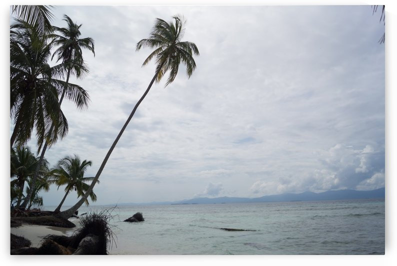 San Blas Island 2 by Luis Augusto Henriquez