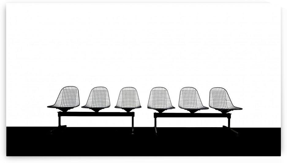 Stuhlreihe by 1x