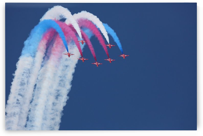 Red Arrows by 1x