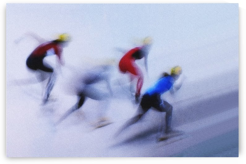 Speed Skating 1 by 1x