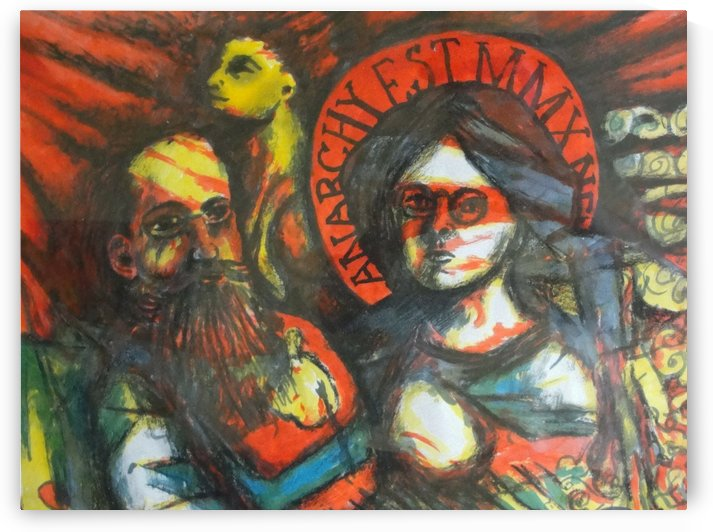 Anarchy by Mikki KV Nylund