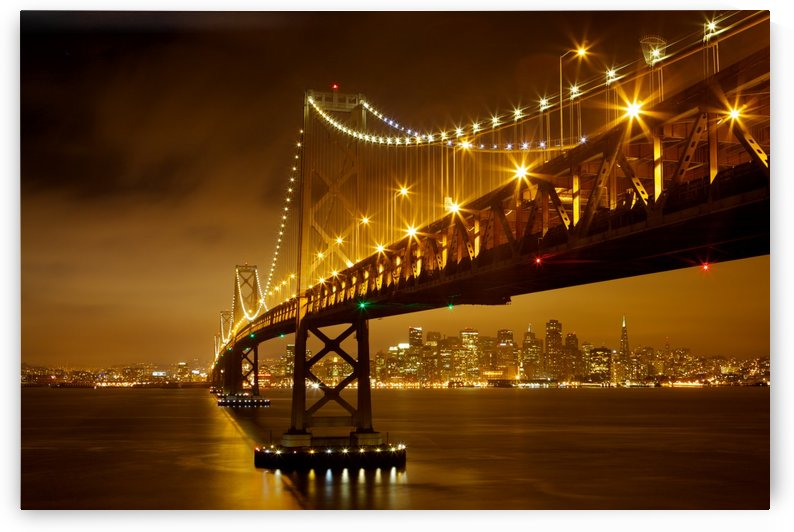 Bay Bridge by 1x