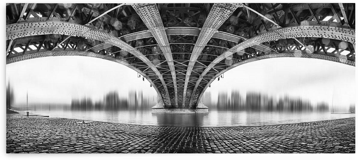 Under The Iron Bridge by 1x