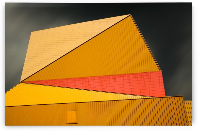 The yellow roof by 1x