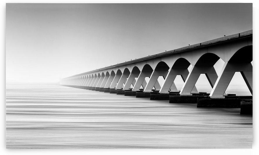 The Endless Bridge by 1x