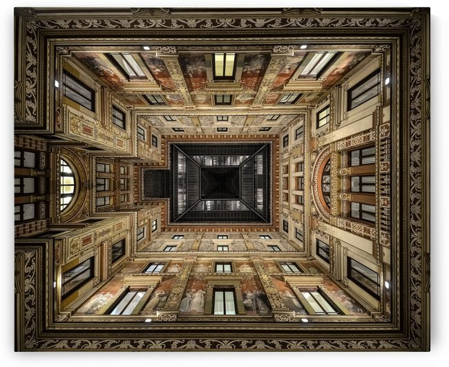 Galleria Sciarra by 1x