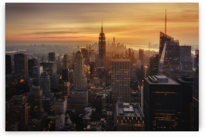 Manhattan's light by 1x