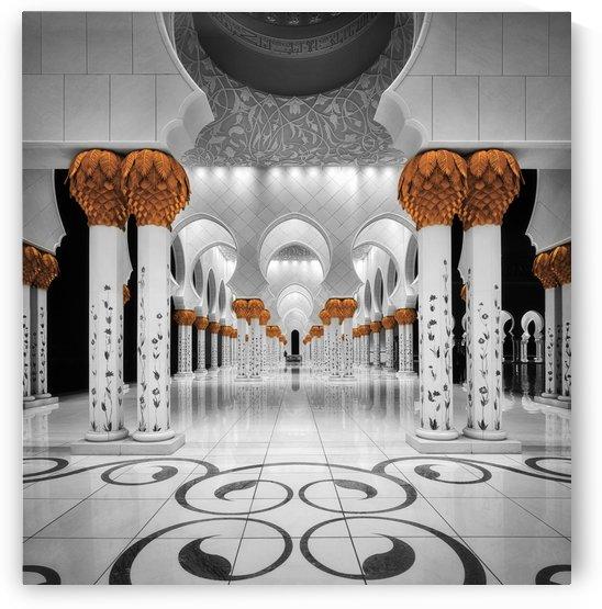 Sheikh Al Zayed Grand Mosque by 1x