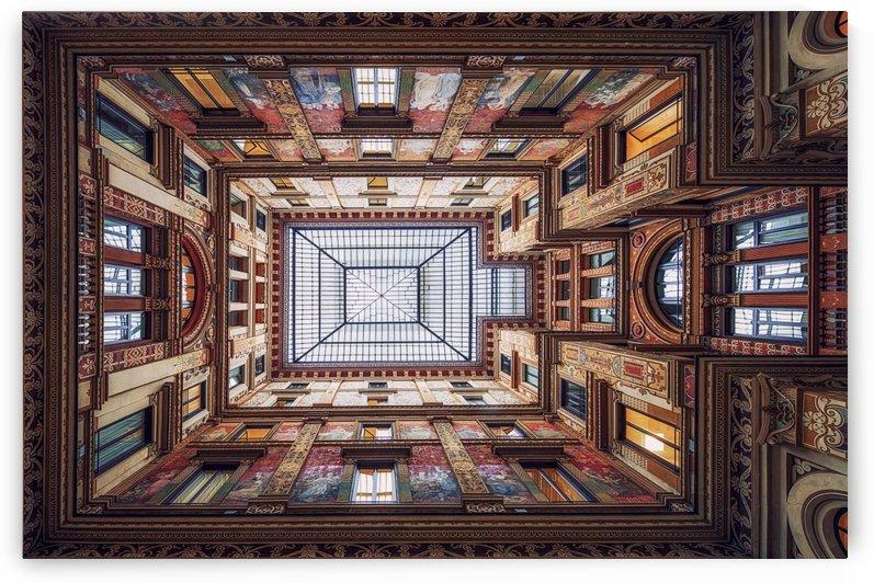 Galleria Sciarra, Rome. by 1x