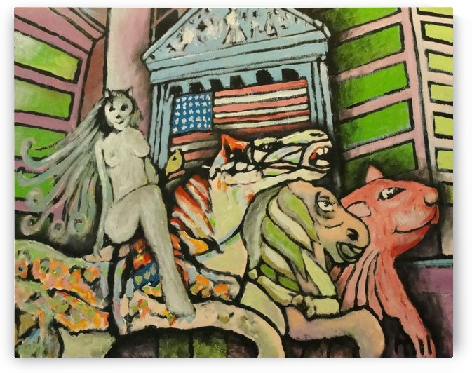 Occupy Wall Street by Mikki KV Nylund