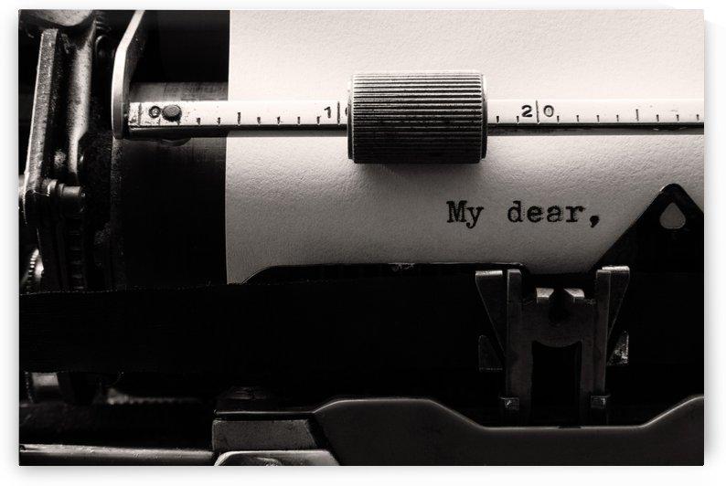 My Dear by 1x