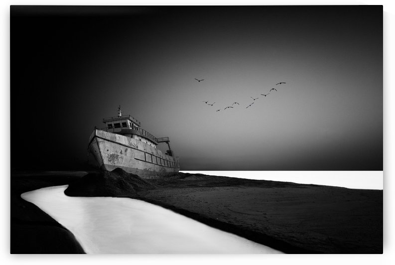 The Lost Ship by 1x