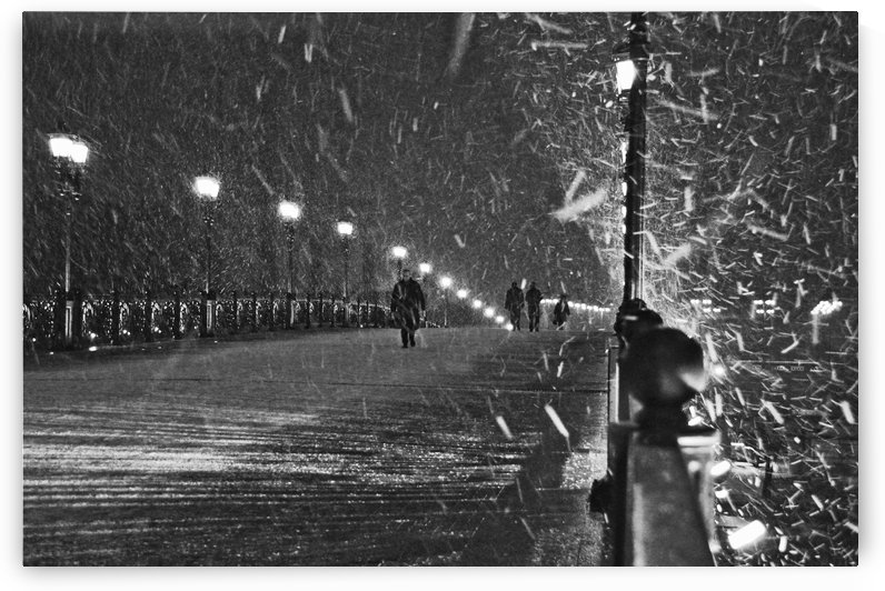 The Moscow blizzard by 1x