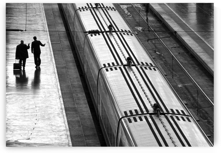 Railwaystation by 1x
