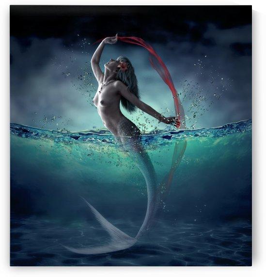 Ariel by 1x
