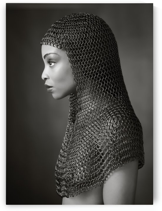 Lady Chainmail by 1x