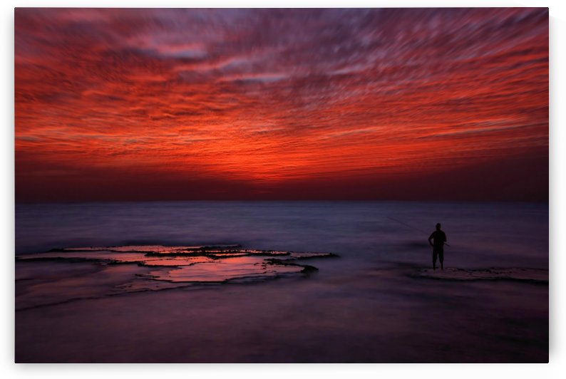 Red Sky by 1x