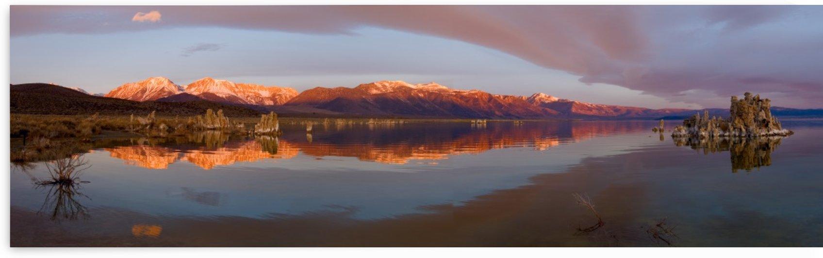Mono Lake Panorama by 1x
