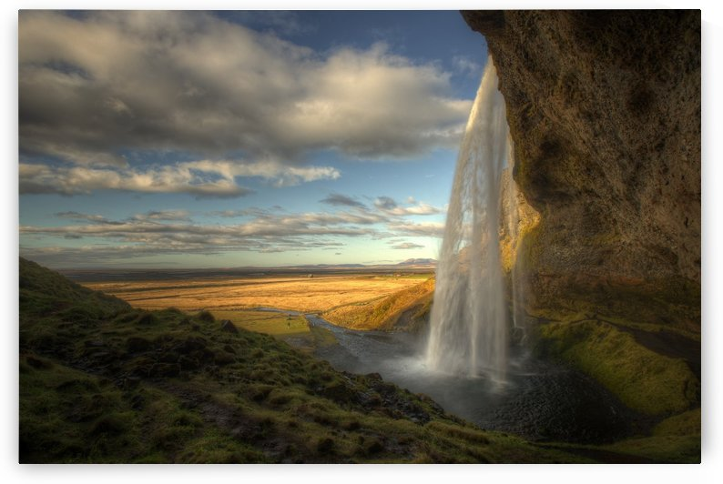 Seljalandsfoss by 1x
