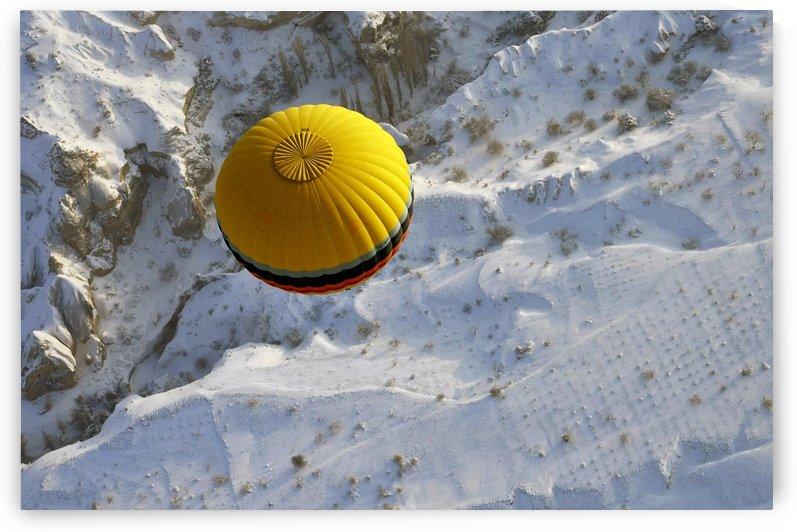 cappadocia & balloon by 1x