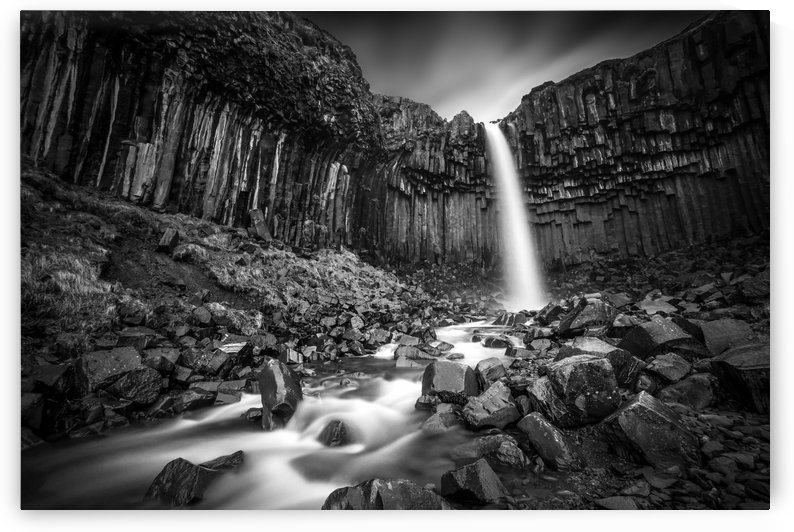 The great Svartifoss by 1x