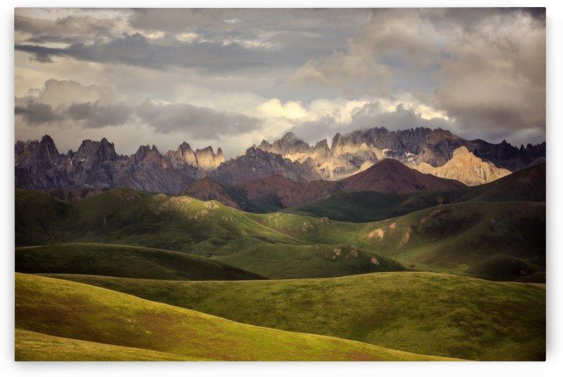 Tibetan Plateau by 1x