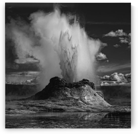 Castle Geyser by 1x