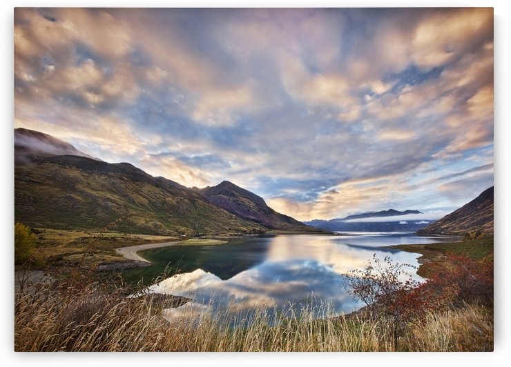 Morning Delight at Lake Hawea by 1x