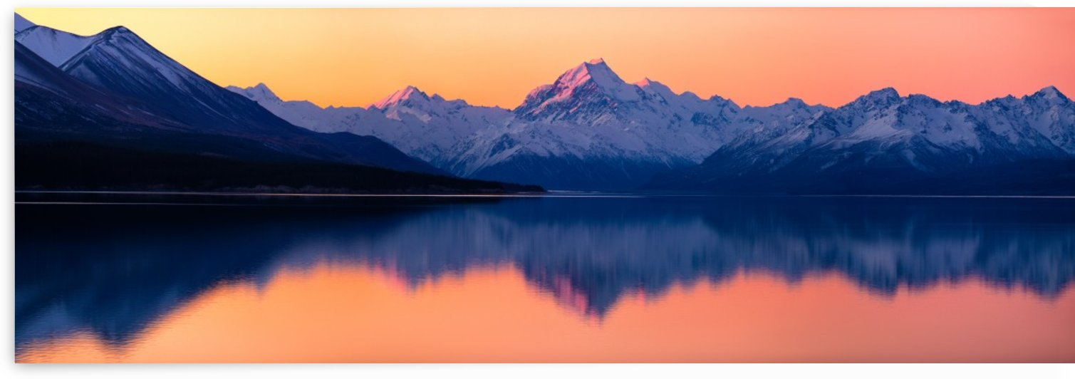 Mount Cook, New Zealand by 1x