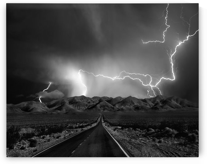 On the Road with the Thunder Gods by 1x