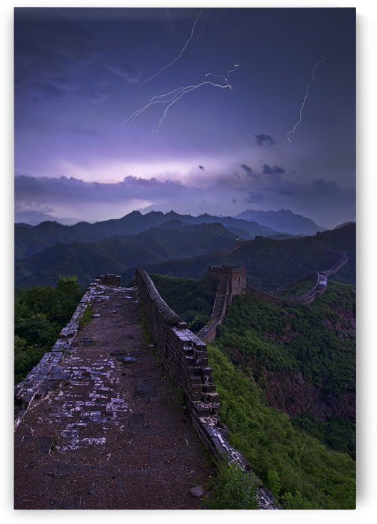 Great Wall by 1x