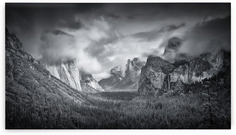 Yosemite Valley by 1x