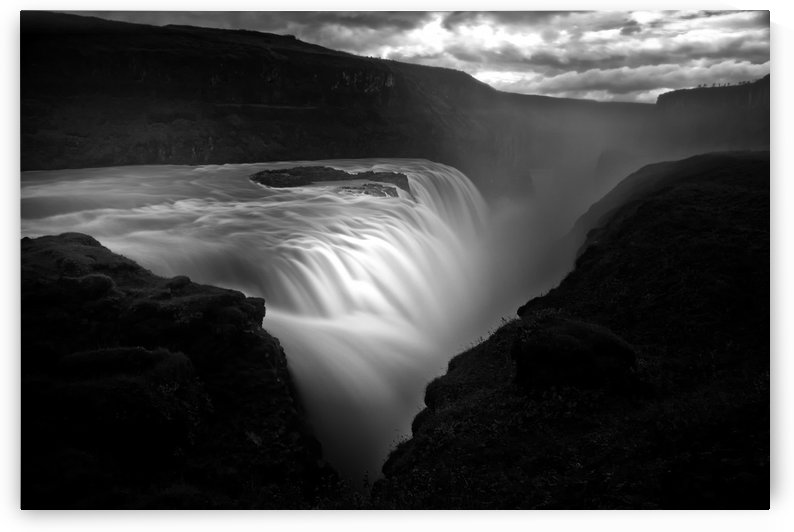 Gullfoss by 1x